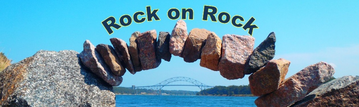 Rock on Rock Southcoast